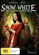 Snow White - Australian Movie Cover (xs thumbnail)