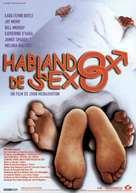 Speaking of Sex - Spanish poster (xs thumbnail)