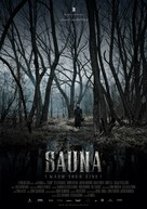 Sauna - Finnish Movie Poster (xs thumbnail)