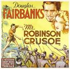 Mr. Robinson Crusoe - Movie Poster (xs thumbnail)