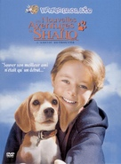 Shiloh - French DVD movie cover (xs thumbnail)