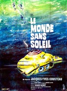 Le monde sans soleil - French Movie Poster (xs thumbnail)