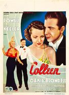 Colleen - Belgian Movie Poster (xs thumbnail)