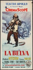 Track of the Cat - Italian Movie Poster (xs thumbnail)