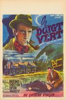 Send for Paul Temple - Belgian Movie Poster (xs thumbnail)