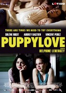 Puppy Love - Belgian Movie Poster (xs thumbnail)