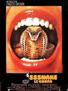 SSSSSSS - French Movie Poster (xs thumbnail)