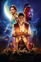 Aladdin - Czech Movie Cover (xs thumbnail)