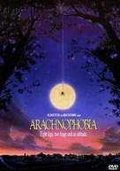 Arachnophobia - DVD cover (xs thumbnail)