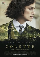 Colette - Italian Movie Poster (xs thumbnail)