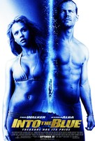 Into The Blue - Movie Poster (xs thumbnail)