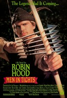 Robin Hood: Men in Tights - Movie Poster (xs thumbnail)