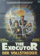 Exterminators of the Year 3000 - German Movie Poster (xs thumbnail)
