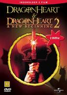 Dragonheart: A New Beginning - Danish DVD cover (xs thumbnail)