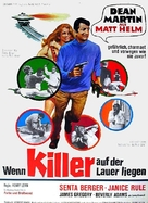 The Ambushers - German Movie Poster (xs thumbnail)