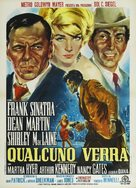Some Came Running - Italian Movie Poster (xs thumbnail)