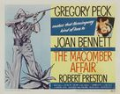 The Macomber Affair - Movie Poster (xs thumbnail)