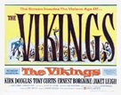 The Vikings - Movie Poster (xs thumbnail)