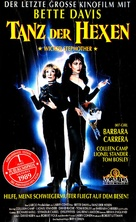 Wicked Stepmother - German VHS movie cover (xs thumbnail)