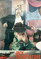 Jack the Ripper - Italian Movie Poster (xs thumbnail)