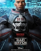 """""""Star Wars: The Bad Batch"""" - Mexican Movie Poster (xs thumbnail)"""