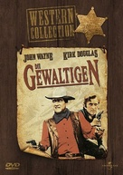 The War Wagon - German DVD movie cover (xs thumbnail)
