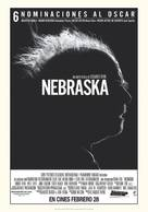 Nebraska - Argentinian Movie Poster (xs thumbnail)