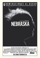 Nebraska - Argentinian Movie Poster (xs thumbnail)