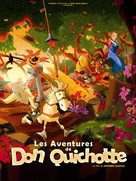 Las aventuras de Don Quijote - French Movie Poster (xs thumbnail)