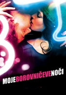 My Blueberry Nights - Slovenian Movie Poster (xs thumbnail)