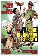 Come inguaiammo l'esercito - Italian Movie Poster (xs thumbnail)