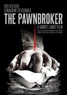 The Pawnbroker - DVD cover (xs thumbnail)