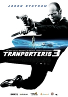 Transporter 3 - Lithuanian Movie Poster (xs thumbnail)