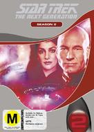 """Star Trek: The Next Generation"" - New Zealand DVD movie cover (xs thumbnail)"
