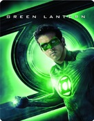 Green Lantern - German Blu-Ray cover (xs thumbnail)