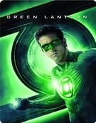 Green Lantern - German Blu-Ray movie cover (xs thumbnail)