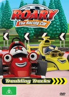 """Roary the Racing Car"" - Australian DVD cover (xs thumbnail)"