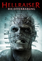 Hellraiser: Revelations - German Movie Poster (xs thumbnail)