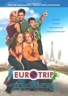 EuroTrip - Spanish Movie Poster (xs thumbnail)
