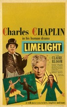 Limelight - Theatrical movie poster (xs thumbnail)