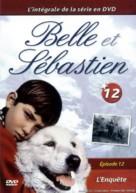 """""""Belle et Sébastien"""" - French DVD movie cover (xs thumbnail)"""