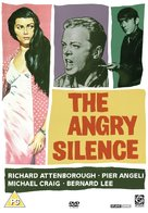 The Angry Silence - British Movie Cover (xs thumbnail)