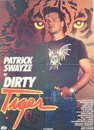Tiger Warsaw - Danish Movie Poster (xs thumbnail)
