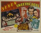 Seven Sweethearts - Movie Poster (xs thumbnail)
