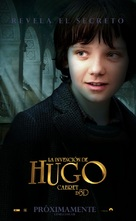 Hugo - Argentinian Movie Poster (xs thumbnail)
