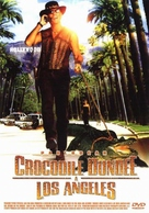 Crocodile Dundee in Los Angeles - French Movie Cover (xs thumbnail)