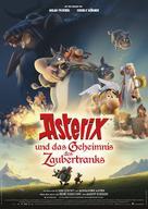 Astérix: Le secret de la potion magique - German Movie Poster (xs thumbnail)