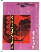 The Prime of Miss Jean Brodie - British Movie Poster (xs thumbnail)