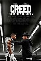 Creed - Danish Movie Poster (xs thumbnail)