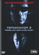 Terminator 3: Rise of the Machines - German Movie Cover (xs thumbnail)